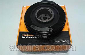 CONTITECH Шкив коленвала VW LT/T-4/Crafter 2.5TDI VD1002