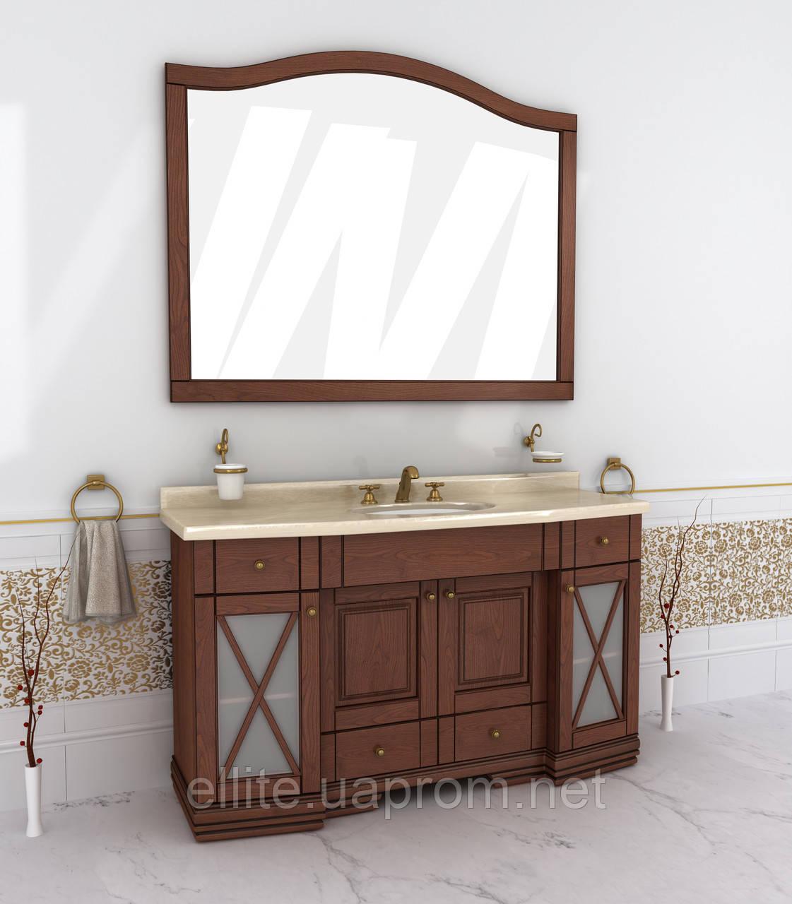 """Тумба  для ванной комнаты """"Прима"""" 140"""