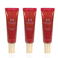 ББ крем 21 - Light Beige - светлый беж  MISSHA M Perfect Cover BB Cream 10ml