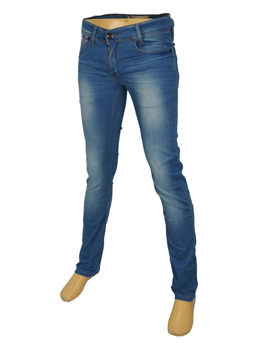 Стильные мужские джинсы Canit CNT-9042