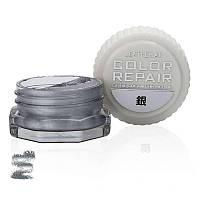 Крем для восстановления цвета обуви Columbus Leatherian Color Repair 9ml Silver