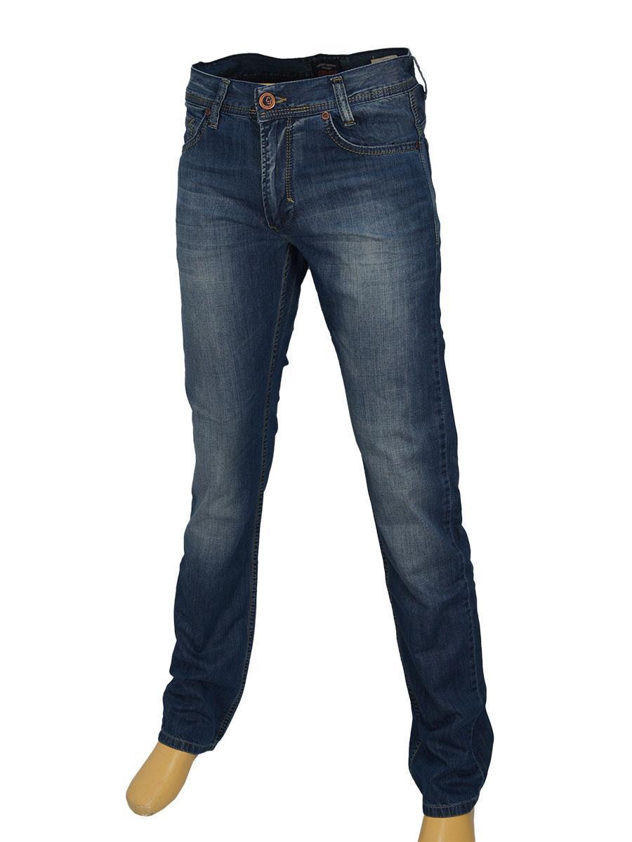 Мужские стильные джинсы Cen-cor CNC-1223 Blue