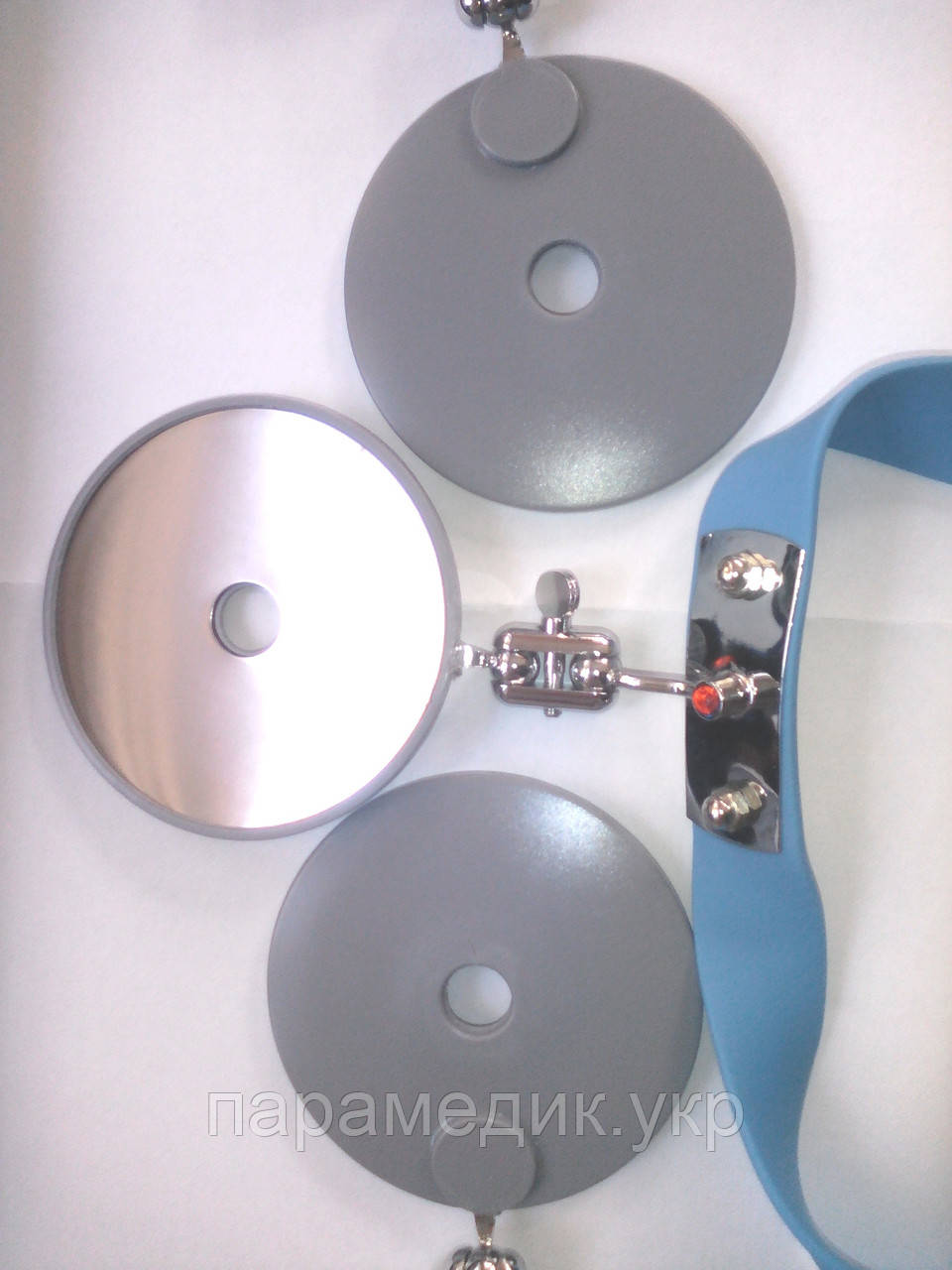 Рефлектор лобный на мягком оголовье (ободе) Уценка
