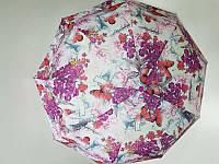 Зонт женский автомат Lantana Цветы (L645-5) на 9 спиц