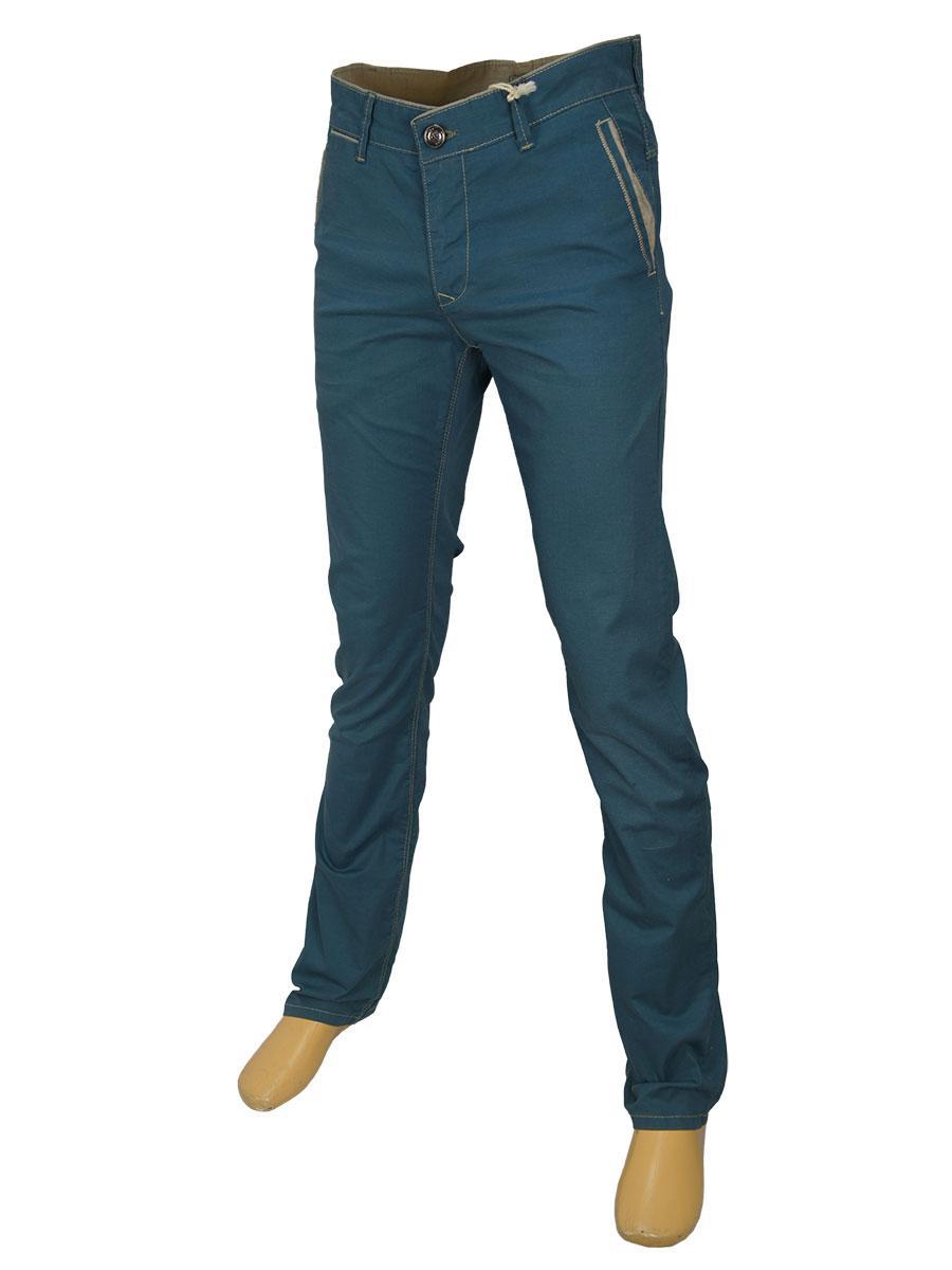 Молодежные мужские джинсы X-Foot 1728