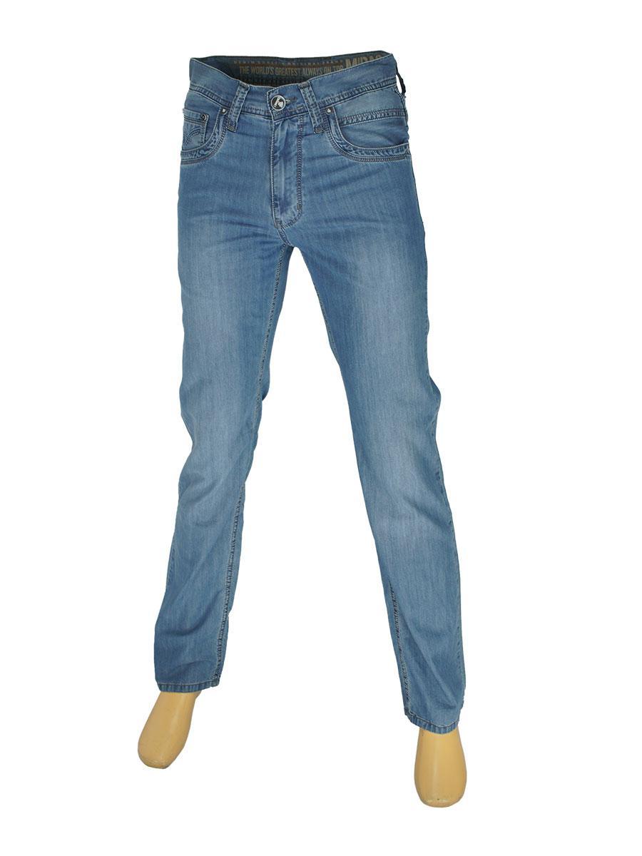 Мужские джинсы Mirac M:2350 P.N.192 в синем цвете