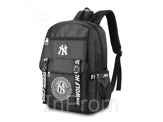 Рюкзак New York Black, фото 2