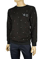 Мужской свитер Madmext Man 2062 черного цвета