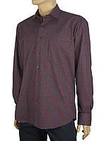 Мужская рубашка  Negredo 3000-S#144 в клетку