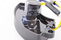 Авто регулятор напряжения AVR (дуга) для генераторов 2-3 кВт (250V/220mf)
