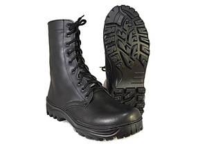 """Ботинки с высоким берцем (берцы) зимние, утеплённые мехом, """"Охотник"""""""