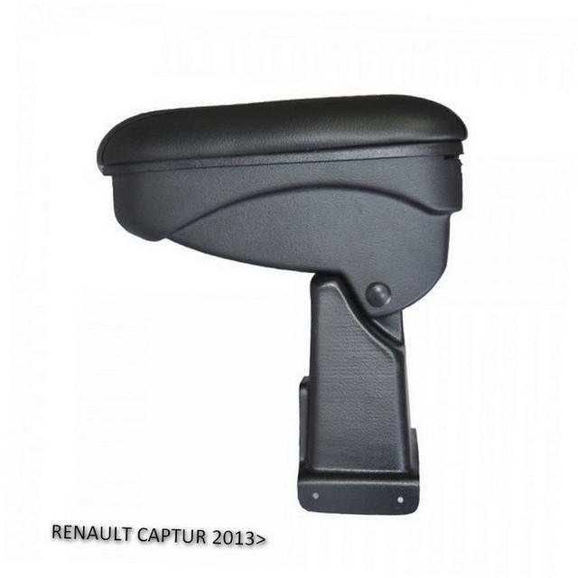 ARS1RECIK00962 Armcik S1 armrest Renault Captur 2013>