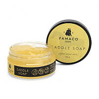 Мыло для чистки кожи Famaco Savon Pour Cuirs 100ml