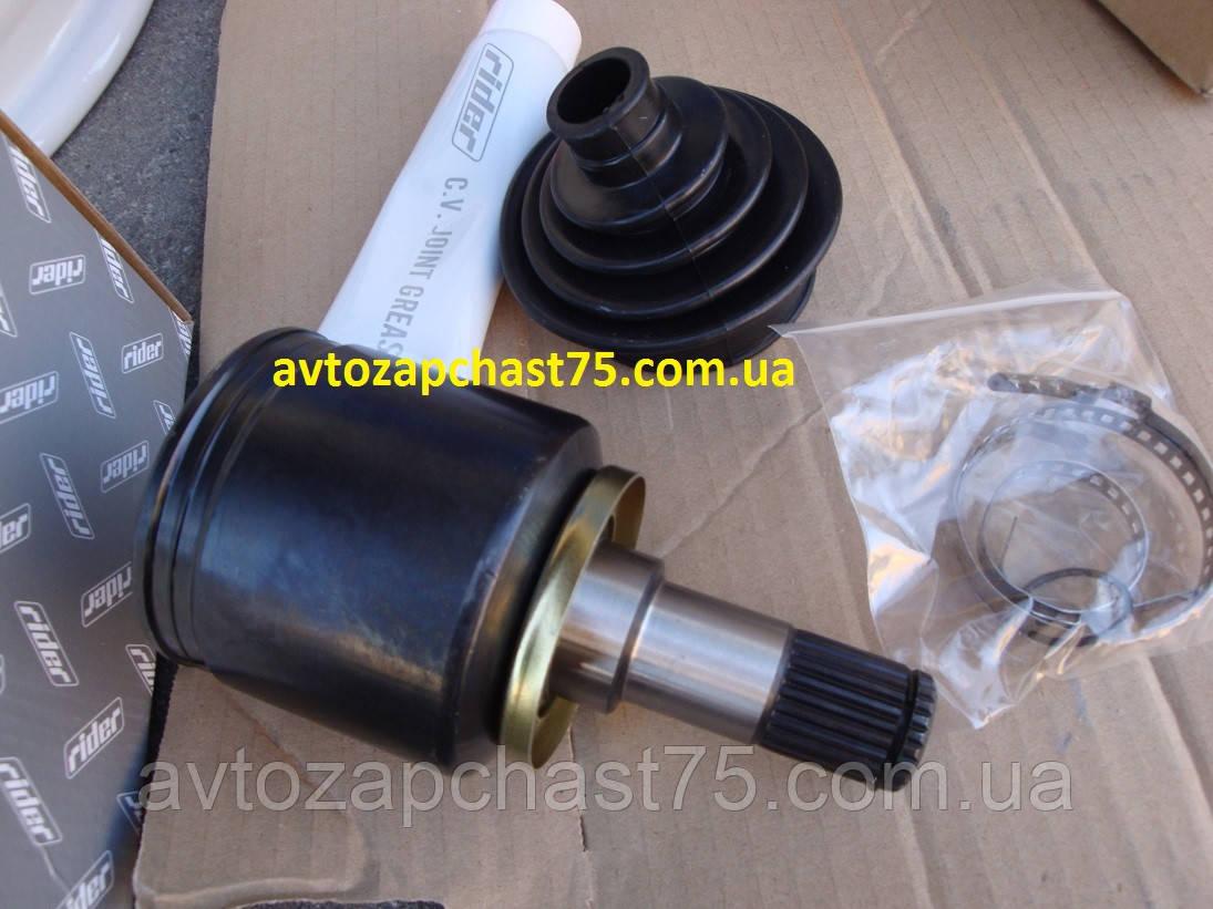 Шрус внутренний Ваз 2108-2115 (смазка+хомуты+пыльник) производитель Rider, Венгрия