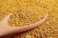 Жмых семян золотого льна, 200 грам