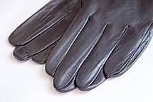 Женские кожаные перчатки КРОЛИК СЕНСОРНЫЕ Большие, фото 3