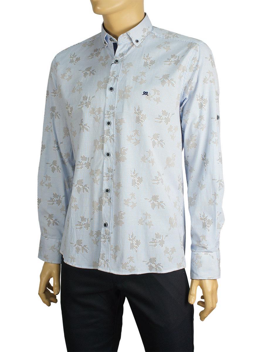 Чоловіча сорочка Barcotti 0085 H