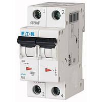 Автоматичний вимикач Eaton PL6-C10/2