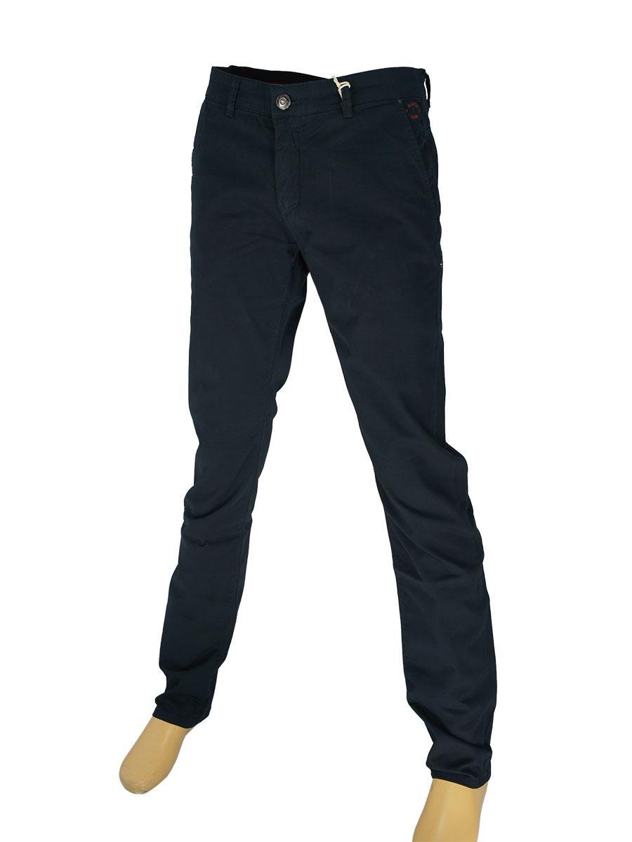 Чоловічі джинси X-Foot 3123 темно-синього кольору