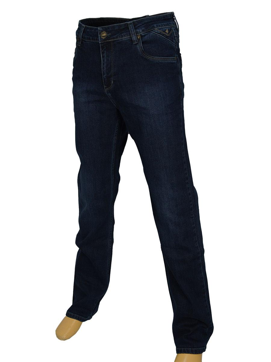Темно-сині чоловічі джинси Mirac M:2452 P. N. 415