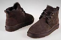 Ботинки мужские UGG Neumel Dark Brown