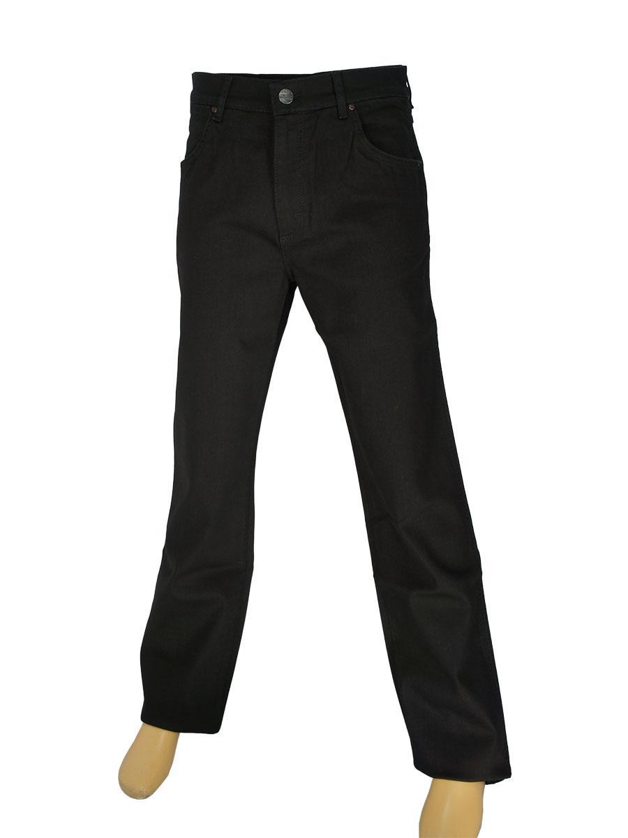 Чоловічі джинси Lexus 347D P/6820 чорного кольору