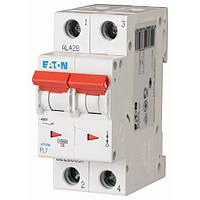 Автоматичний вимикач Eaton PL7-C6/2