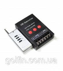 Контроллер RF-пульт, 4 кнопки, 360 W