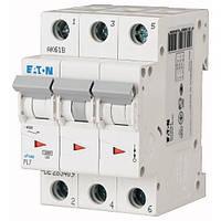 Автоматичний вимикач Eaton PL7-C16/3