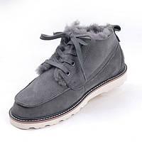 Ботинки мужские UGG David Beckham Boots Grey