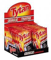 Гранулы для чистки канализационных труб Tytan, 50 г. пакетик
