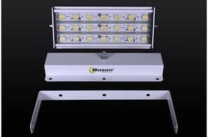 Светодиодный светильник для цеха LED- 56 Вт, 6890 Лм (Bozon Lorentz 60), фото 3