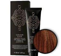 Безаммиачная краска для волос 6.64 Огненно-красный медный, 50 мл