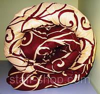 Ковдра євро подвійний силікон тканина поліестер