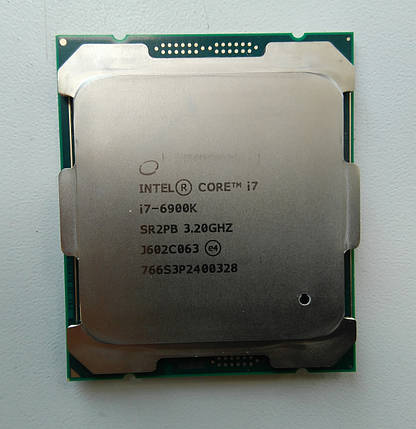 Процессор Intel Core i7-6900K (BX80671I76900K), фото 2