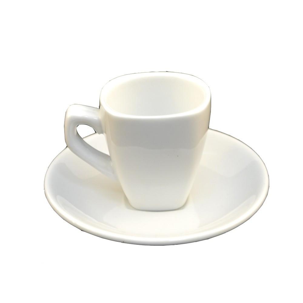 Чашка 70мл с блюдцем для эспрессо