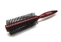 Круглая расческа для волос