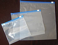 Пакеты с замком-слайдером для замораживания и хранения 18*20 см(уп.25 шт)