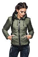 Женская деми куртка от производителя! София-5 цветов