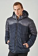 Зимняя мужская куртка на силиконе 3010/2