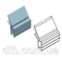 Ущільнення бокове та верхнє IS85 для воріт, ролет гаражних секційних Alutech