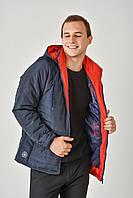 Чоловіча куртка демісезонна 3016, фото 1