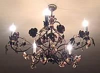 Люстра для зала на пять свечей 7570/5 CC