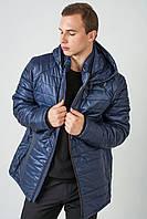 Демисезонная мужская куртка больших размеров 4013