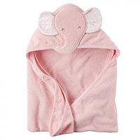 Махровый уголок-полотенце Carters Слоник