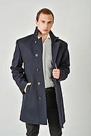 Длинное мужское пальто из кашемира 4021, фото 1