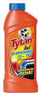 Гель для чистки канализационных труб Tytan, 500 г