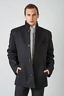 Короткое мужское пальто кашемир 4022/1, фото 1