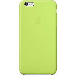 Чехол для iPhone 6/6s из силикона от Apple, зеленый