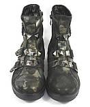 Женские зимние камуфляжные ботинки, фото 2